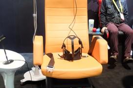 Máxima inmersión con esta silla para gafas de realidad virtual