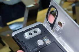 La versión compacta del LG V20 mantiene sus especificaciones con una pantalla de 5,2