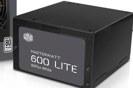 MasterWatt Lite 230V es la línea de fuentes más económicas de Cooler Master