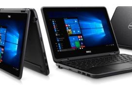 Los nuevos convertibles para educación de Dell llegan en versiones con Chrome OS, Windows y Ubuntu