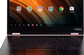 Lenovo lanza el Yoga A12, un Yoga Book más grande y económico