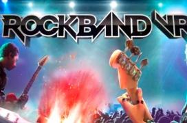 Rock Band será más real que nunca con esta versión para Oculus Rift
