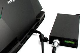 Eurocom sorprende con una fuente de alimentación para portátil de 780W