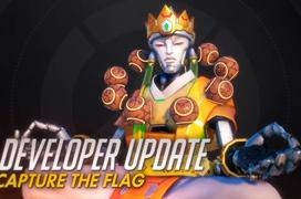 Blizzard añadirá el modo de capturar la bandera a Overwatch
