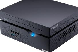 Mini PCs ASUS VivoMini VC66R con Kaby Lake y soporte RAID