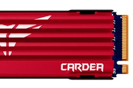 Hasta 2.600 MB/s en los SSD T-FORCE CARDEA de Team Group