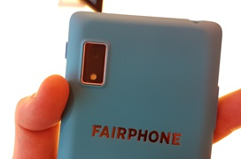 El smartphone Fairphone 2 ya soporta Ubuntu como sistema operativo