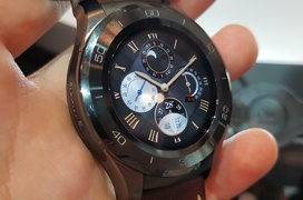 Huawei Watch 2 llega en dos diseños y con tarjeta SIM