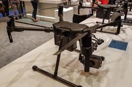 DJI presenta su resistente drone Matrice 200 para profesionales