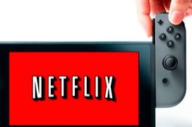 Nintendo integrará Netflix en su consola Switch