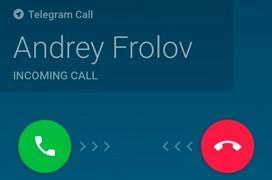 Telegram integrará llamadas de voz próximamente