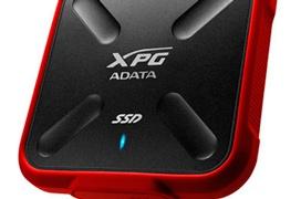 Resistencia al agua y a los golpes para los SSD externos ADATA XPG SD700X