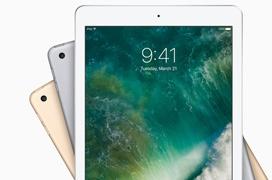 Apple presenta el iPad más económico hasta la fecha