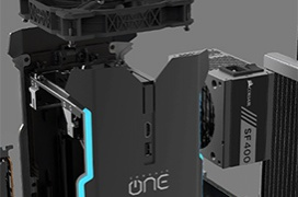 Corsair presenta su primer PC completo, el Corsair One