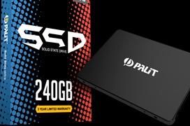 Palit entra en el mercado de SSD con modelos con memorias 3D TLC y 3D MLC