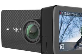 Llega a España la cámara de acción YI 4K+ con grabación 4K a 60 FPS