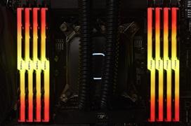 G.Skill añade un kit de 128 GB DDR4 a sus trident Z RGB