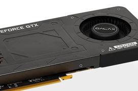 GALAX sorprende con su GTX 1070 KATANA de un solo slot