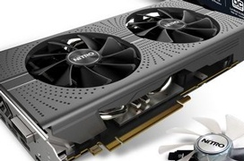 Sapphire Radeon RX 580 Nitro+ y RX 570 Nitro+