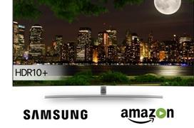 Amazon y Samsung crean el estándar libre HDR10+