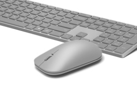 Surface Mouse y Surface Keyboard de Microsoft llegan a España