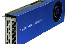 La última gráfica AMD Pro Duo integra dos GPUs de arquitectura Polaris