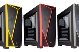 Nueva semitorre gaming Corsair Carbide  SPEC-04