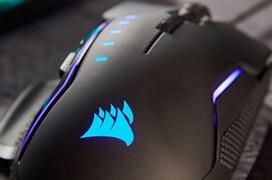 16.000 DPI de resolución en el  nuevo ratón gaming Corsair Glaive RGB