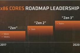 Las gráficas AMD Navi y los procesadores Zen 2 serán fabricados a 7 nanómetros