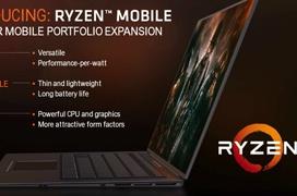 AMD Ryzen y Vega llegarán a portátiles a finales de año