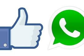Multa de 110 millones de Euros a Facebook por irregularidades en la compra de Whatsapp