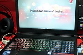 El nuevo MSI GS63VR monta una GTX 1070 en el tamaño de un ultrabook