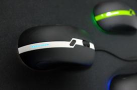 Sharkoon SharkForce Pro, ratón óptico gaming por solo 19 Euros