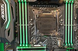 El overclocker der8auer asegura que la plataforma Intel X299 es un desastre con los VRM