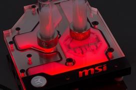 EK anuncia su primer monobloque para la MSI X370 XPower Gaming Titanium