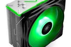 GAMMAXX GT es el nuevo disipador de torre con RGB  de DeepCool