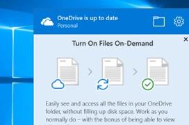 Microsoft devuelve los archivos bajo demanda a Onedrive