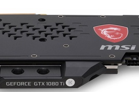 Las MSI GTX 1080 Ti Armor y Gaming ya tienen su bloque de refrigeración líquida de EK