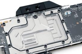 La GTX 1080 Ti FTW3 de EVGA recibe su bloque de refrigeración líquida de EK