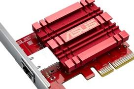 Conectividad 10GbE al alcance de todos con esta tarjeta de red ASUS XG-C100C