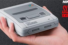 Nintendo lanzará la Super Nintendo Classic Mini el 29 de septiembre