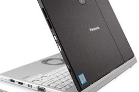 Panasonic ToughBook CF-XZ6, un 2 en 1 que podrás maltratar