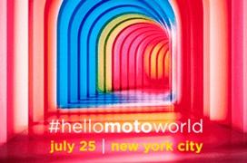 Motorola desvelará un nuevo smartphone el 25 de julio