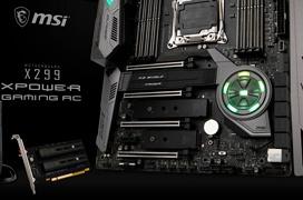 14 fases VRM para la MSI X299 XPOWER GAMING AC