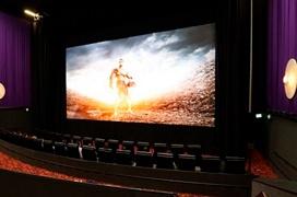 Samsung desvela la primera pantalla de cine con tecnología LED