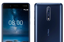 El Nokia 8 recibe la actualización a Android Oreo 8