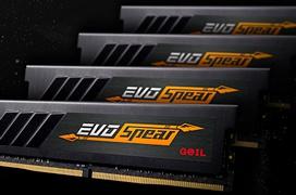 GEIL EVO Spear, memorias DDR4 para plataforma Intel y AMD