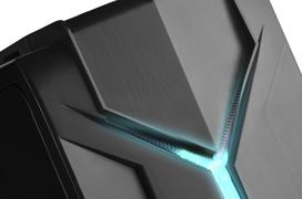 Silverstone RVZ03, una caja mini-ITX con capacidad para gráficas de 33 cm