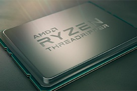 AMD anuncia soporte RAID de SSD NVMe en la plataforma X399 para Threadripper