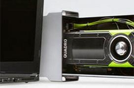 Nvidia trabaja en soluciones Quadro y Titan Xp externas